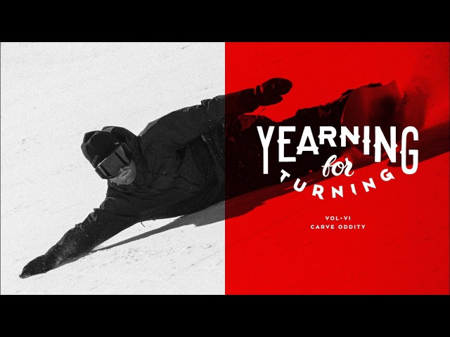 KORUA Shapes - YEARNING FOR TURNING Vol. 6 - Carve Oddity