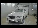 BMW X6 - Очистка колёсных дисков. Magnum Deteiling - Парабель
