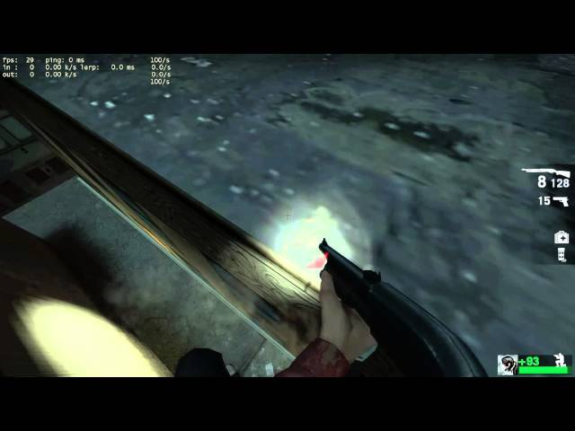 Left 4 Dead: Glitching Bunnyhopping