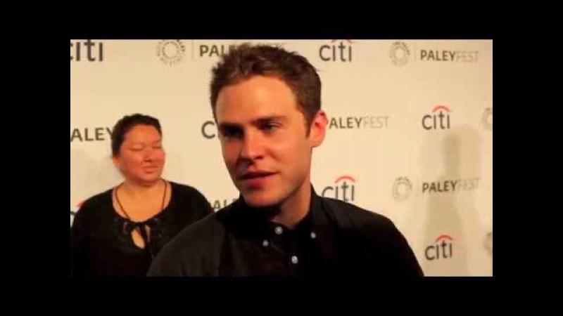 PaleyFest 2014: 'Agents Of S.H.I E.L.D.'s' Iain De Caestecker Talks Technobabble, Fitz's Early Years