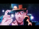 Jojo's Bizarre Adventure Openings 1-7 - HD 60FPS