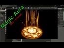 Magic Aura Effect - Particle System - [UE4 Tutorial]