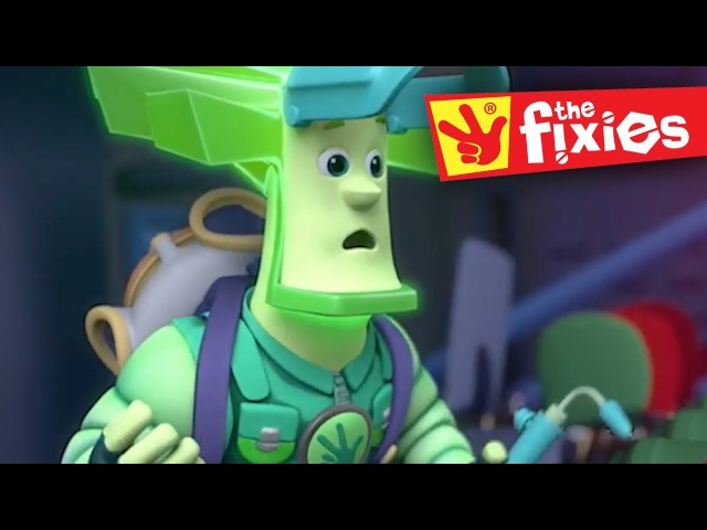 The Fixies ★ The Laboratory - More Full Episodes ★ Fixies English | Fixies 2018 | Cartoon For Kids