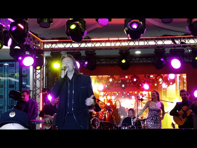 Дмитрий Маликов-Моя, моя .30.09.2017 г.Тц Хорошо г.Москва