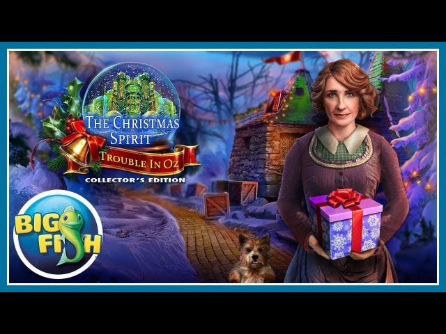 The Christmas Spirit. Trouble in Oz Collector's Edition - Стрим - 2- Нечто иное