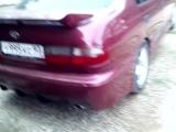 Toyota Carina E приехала на внешний тюнинг