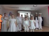 Конкурсная программа - национальная песня - Заброденская школа - 1 место