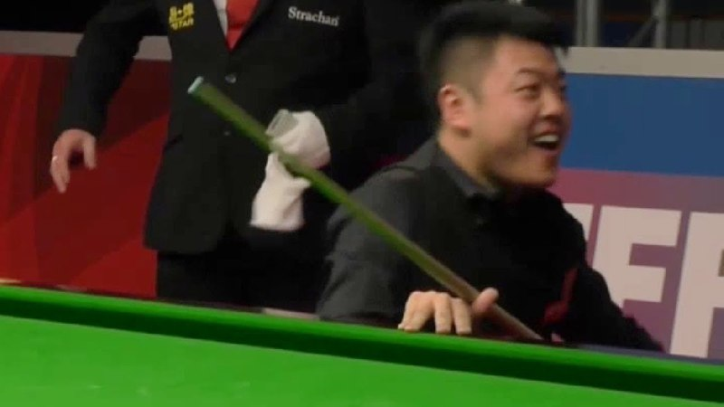 Snooker Player Almost Made Two 147 Breaks In One Match! Liang Wenbo