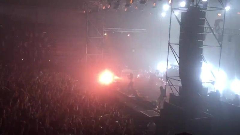 The Prodigy - Voodoo (live Krasnodar)