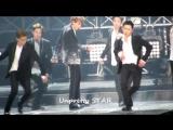 [171021] Minho pre-debut video (BTS performance)