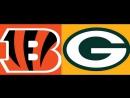 NFL 2017-2018 / Week 3 / 24.09.2017 / Cincinnati Bengals @ Green Bay Packers