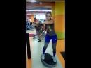 упражнение на перевёрнутом боссу