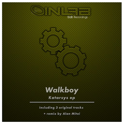 Walkboy альбом Katarsys EP