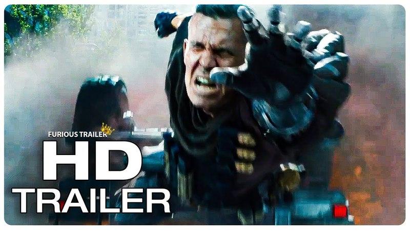 DEADPOOL 2 Wade Calls Cable Thanos Trailer (2018) Superhero Movie Trailer HD