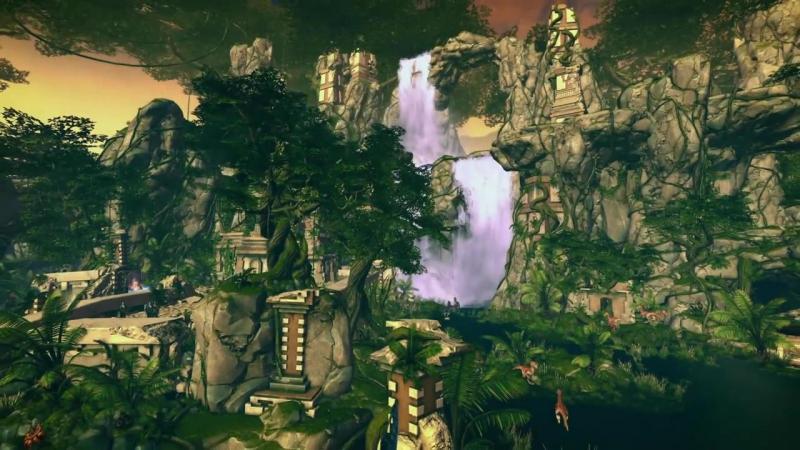 Дополнение Neverwinter Затерянный город Ому