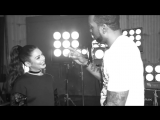 Drop the Mic_ Vanessa Hudgens  Michael Bennett - RAP 101 _ TBS