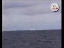 Zapusk rakety Sineva s APL BDRM