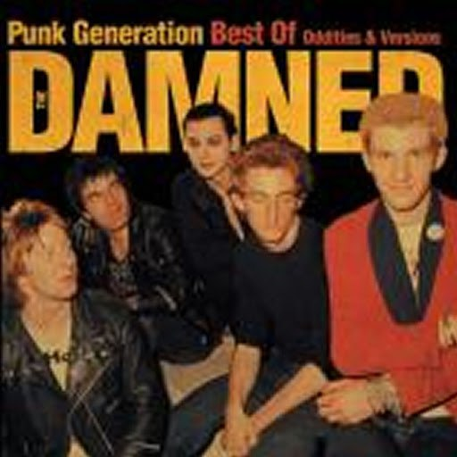 The Damned альбом Best Of: Oddities & Versions