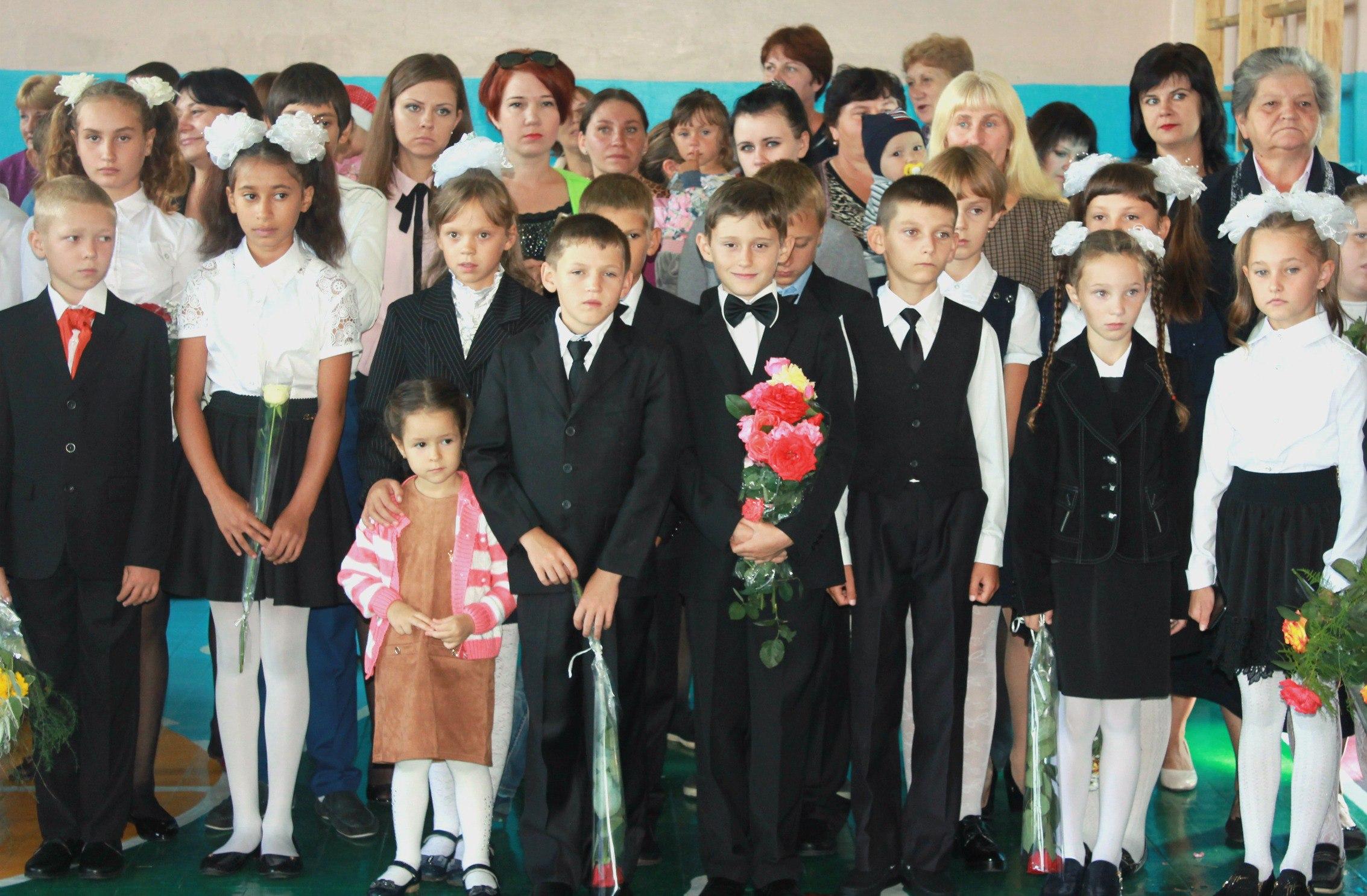 В школы Зеленчукского района пошло более 600 первоклассников
