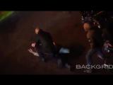 Видео со съёмок фильма «Веном»