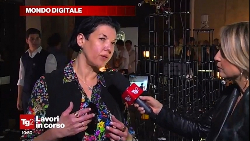Mondo Digitale, Рим Италия