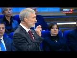 19 апреля 2018 г. Алексей Журавлев спорит с представителем Яблока или когда либеральная простота хуже воровства