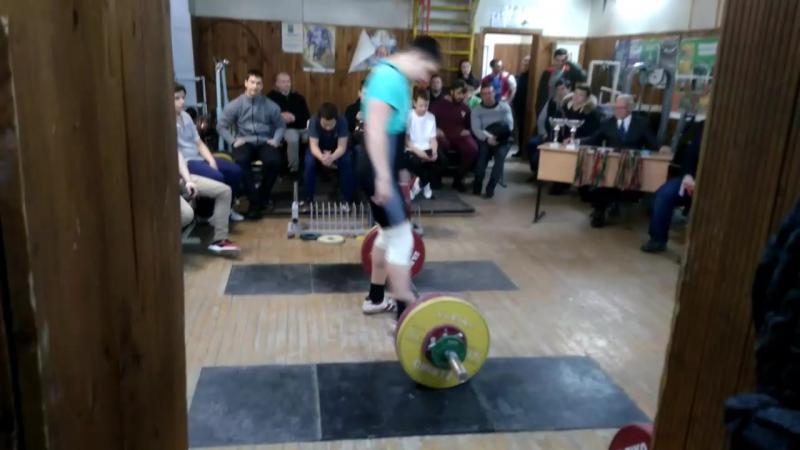 Ренат Шаехов, кат 77 вес 112