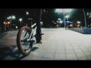 Ride BMX to night city