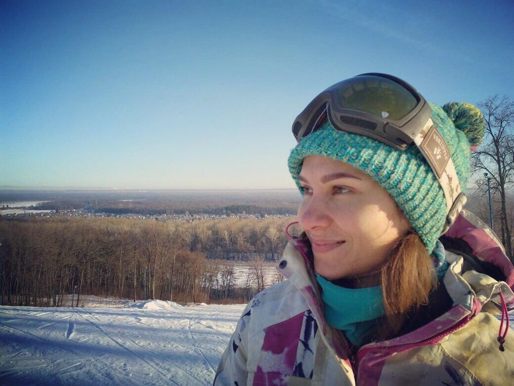 Екатерина Аржанова, Уфа - фото №1