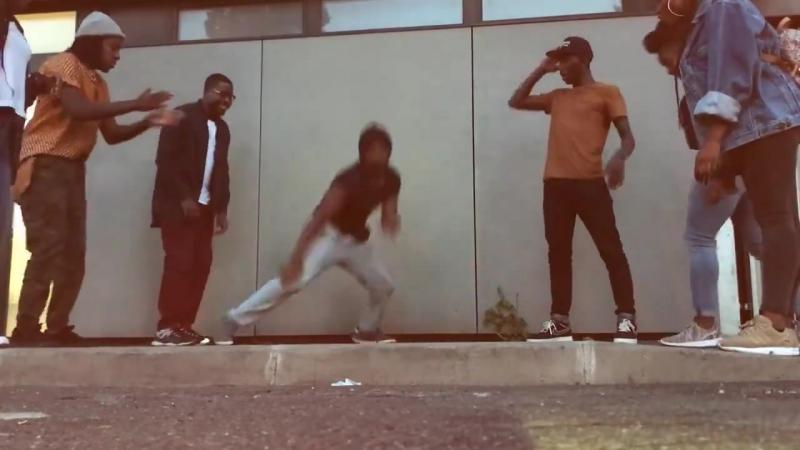 Black dance 1