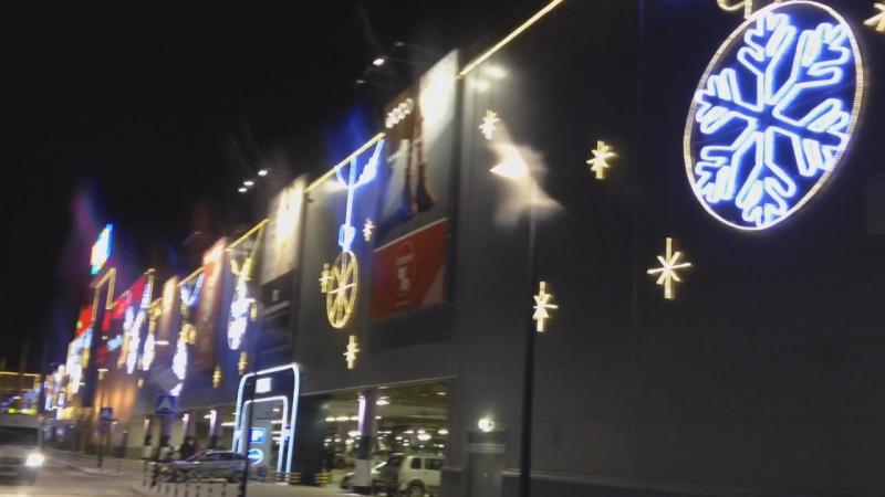 Алнаши - Уфа январь 2018