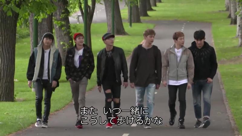 9月6日発売「2PM WILD BEAT」特典DVDより先行公開!:未公開映像集より 朝からミッション!&オープニング撮影