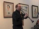 Clarinet &amp more... #3 Alexander Vengerov in Tenafly, NJ