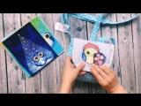 Маленькая сумочка с совой, видео-обзор