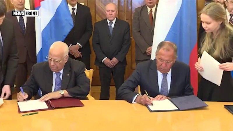 Россия и Куба договорились об упрощении визового режима