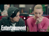 Riverdale Cast Reveals Which Pairings They Ship_ Is Bughead The Favorite _ Entertainment Weekly [RUS SUB]