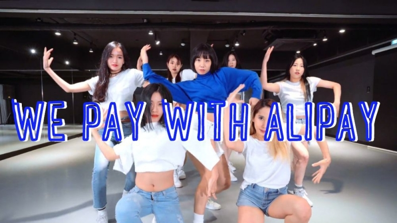 May J Lee X Alipay