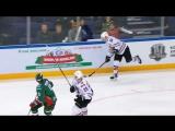 Павел Турбин забивает из своей зоны