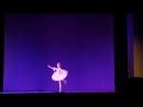 вариация из балета Спящая красавица Фея щедрости декабрь 2017