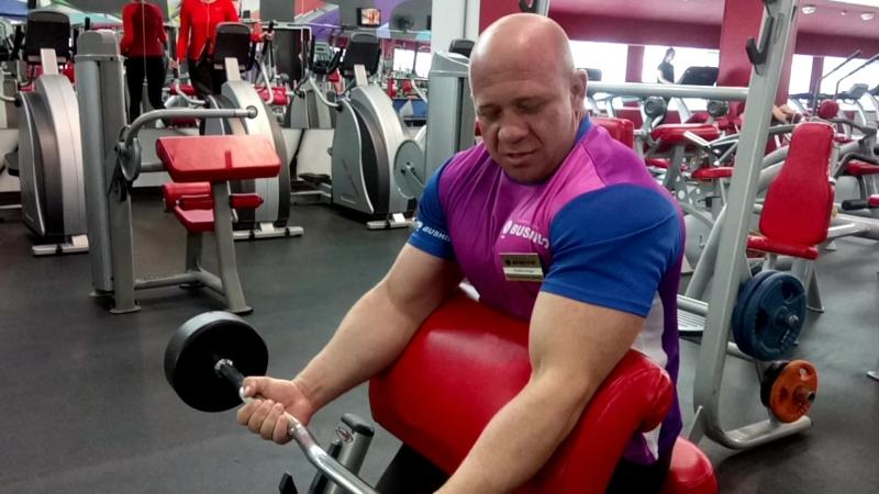 Персональный тренер Фитнес-центра BUSHIDO Баскарев ktrcfylh