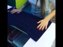 Garage Sale как быстро сложить футболку Ольга Зверева