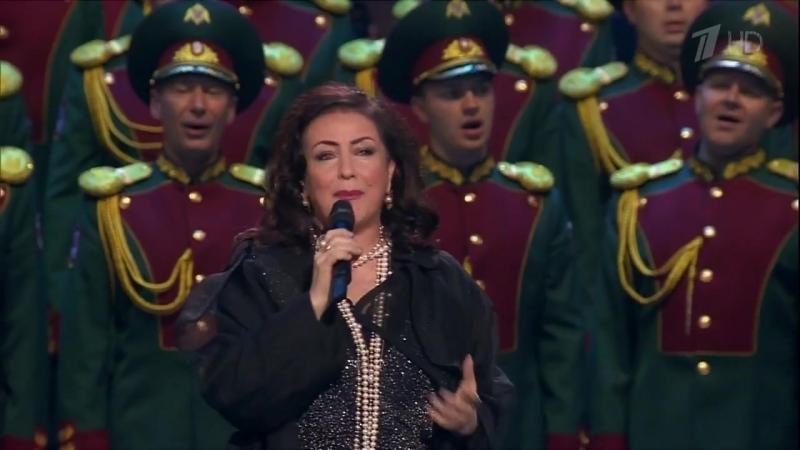 Тамара Гвердцители - По небу босиком. Концерт к Дню войск национальной гвардии Р