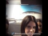 16 апреля 2018; Берлин, Германия: Лана с Александрией Кэйе и Эшли Родригес перед концертом в «Mercedes-Benz Arena»