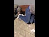 Московский ОМОН избил фанатов «Зенита» после игры со «Спартаком»