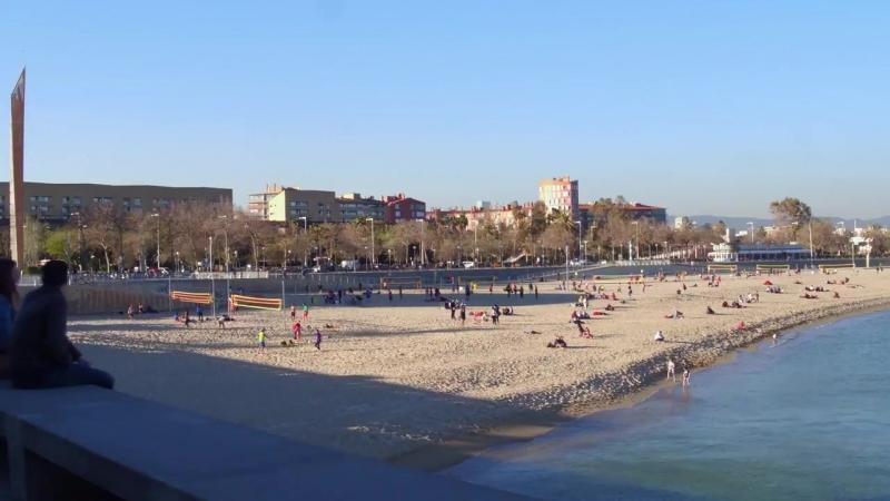 Barcelona City in 4K.mp4