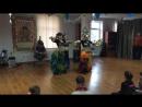 Выступление Red Raven на Новогоднем празднике в ЙогаДар Ом