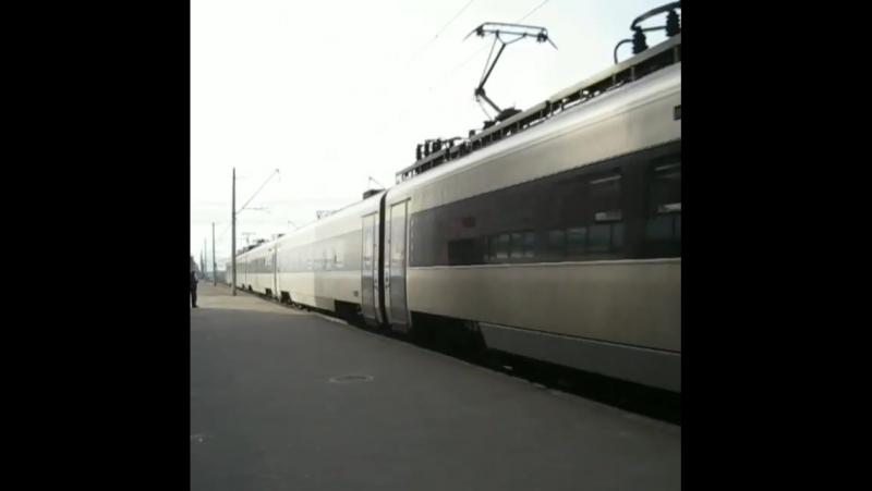 HRS2 744 Львів-Київ ст.Фастів