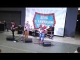 Шиз-Оркестр КАША - БЕЛЫЕ РОЗЫ (19.11.17 ТРК МОСКОВСКИЙ)