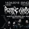 Rotting Christ | Київ BINGO | 14.04.2018