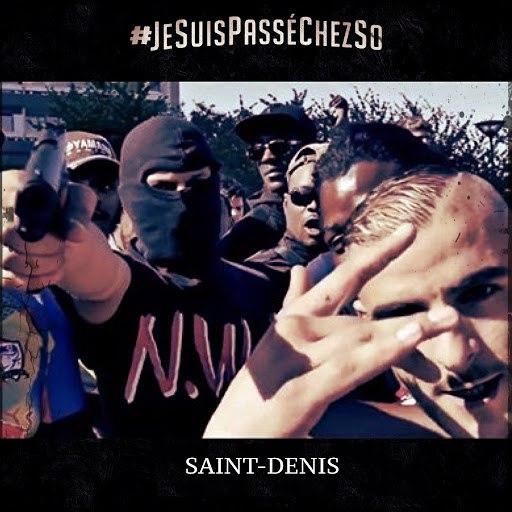 Sofiane альбом Jesuispasséchezso : Episode 4 / Saint Denis 93